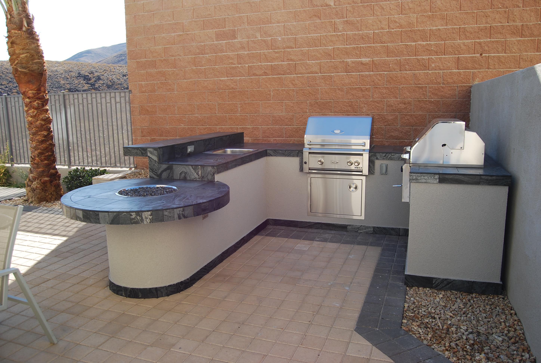 004 Las Vegas Outdoor Kitchen