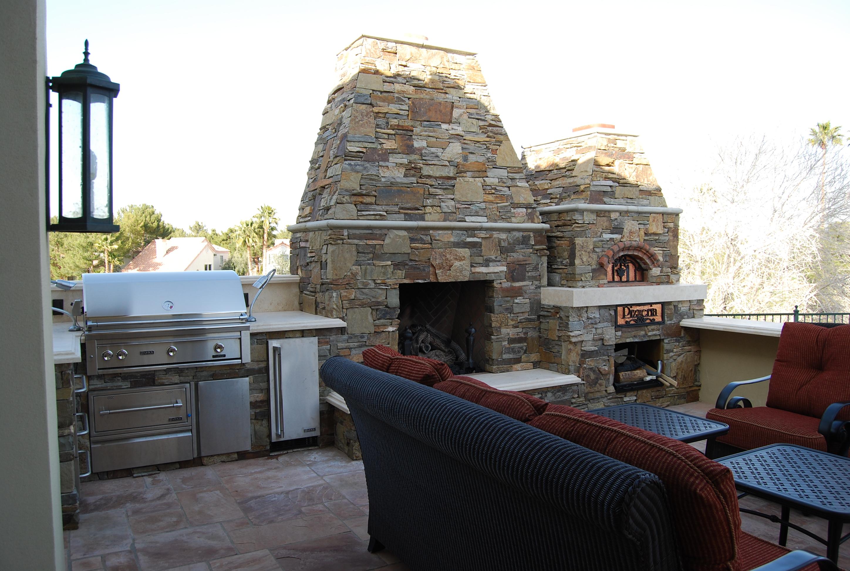 038 Las Vegas Outdoor Kitchen