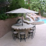 Custom Outdoor Design with Social Area