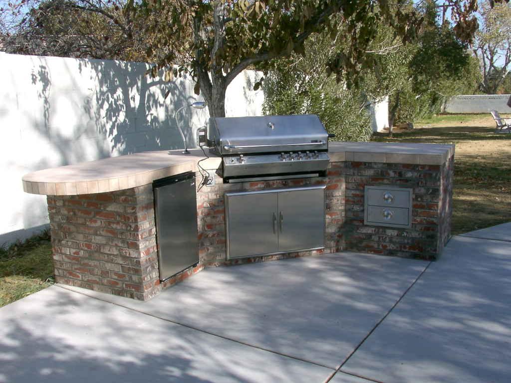 Las Vegas Outdoor Kitchen