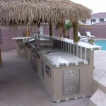 Custom Outdoor Kitchen Design by Nevada Outdoor Living
