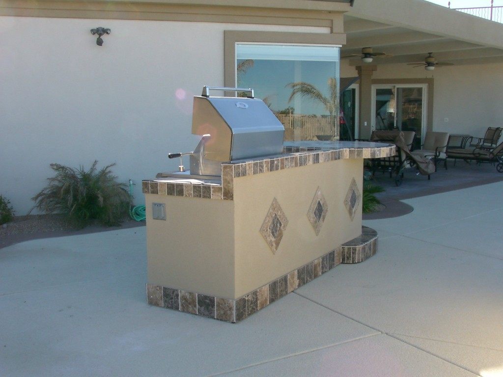 Custom Outdoor Kitchen Design By Nevada Outdoor Living Las Vegas Outdoor Kitchen
