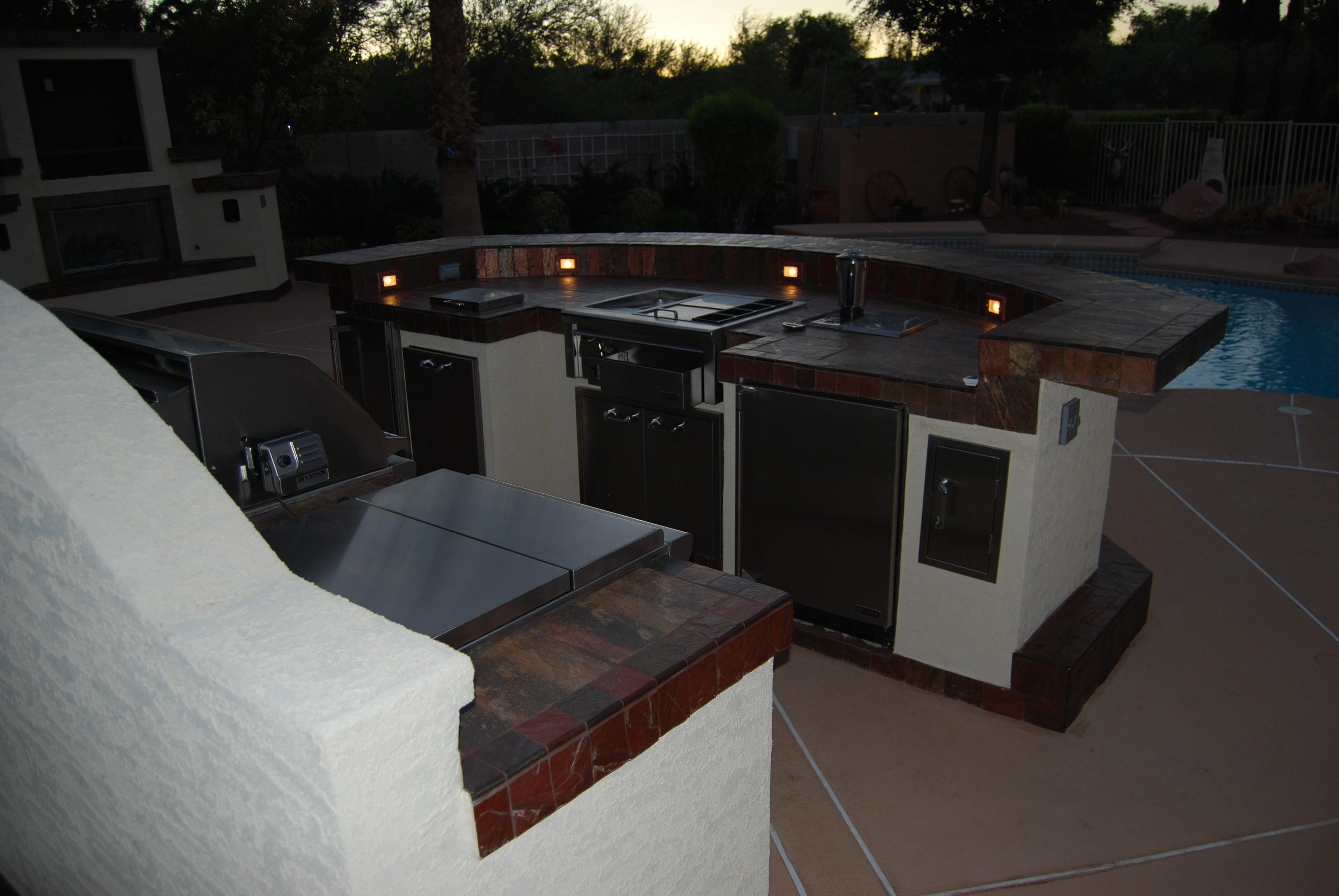 To Sort 120 Las Vegas Outdoor Kitchen