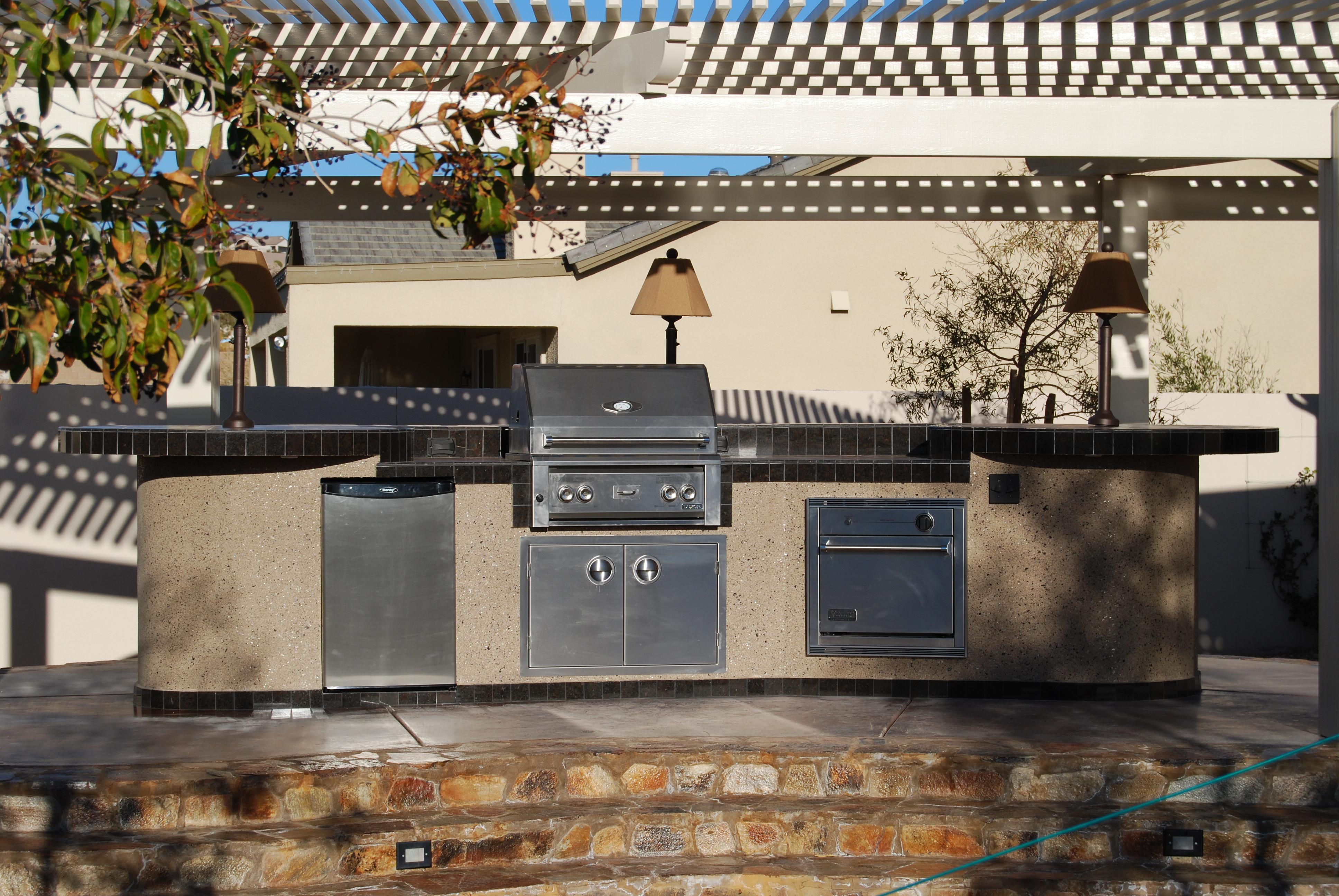 To Sort 543 Las Vegas Outdoor Kitchen