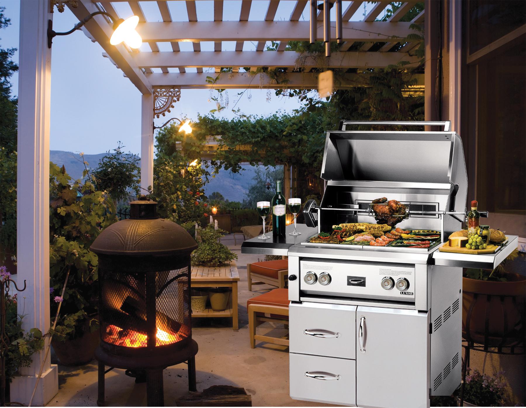 105l Las Vegas Outdoor Kitchen