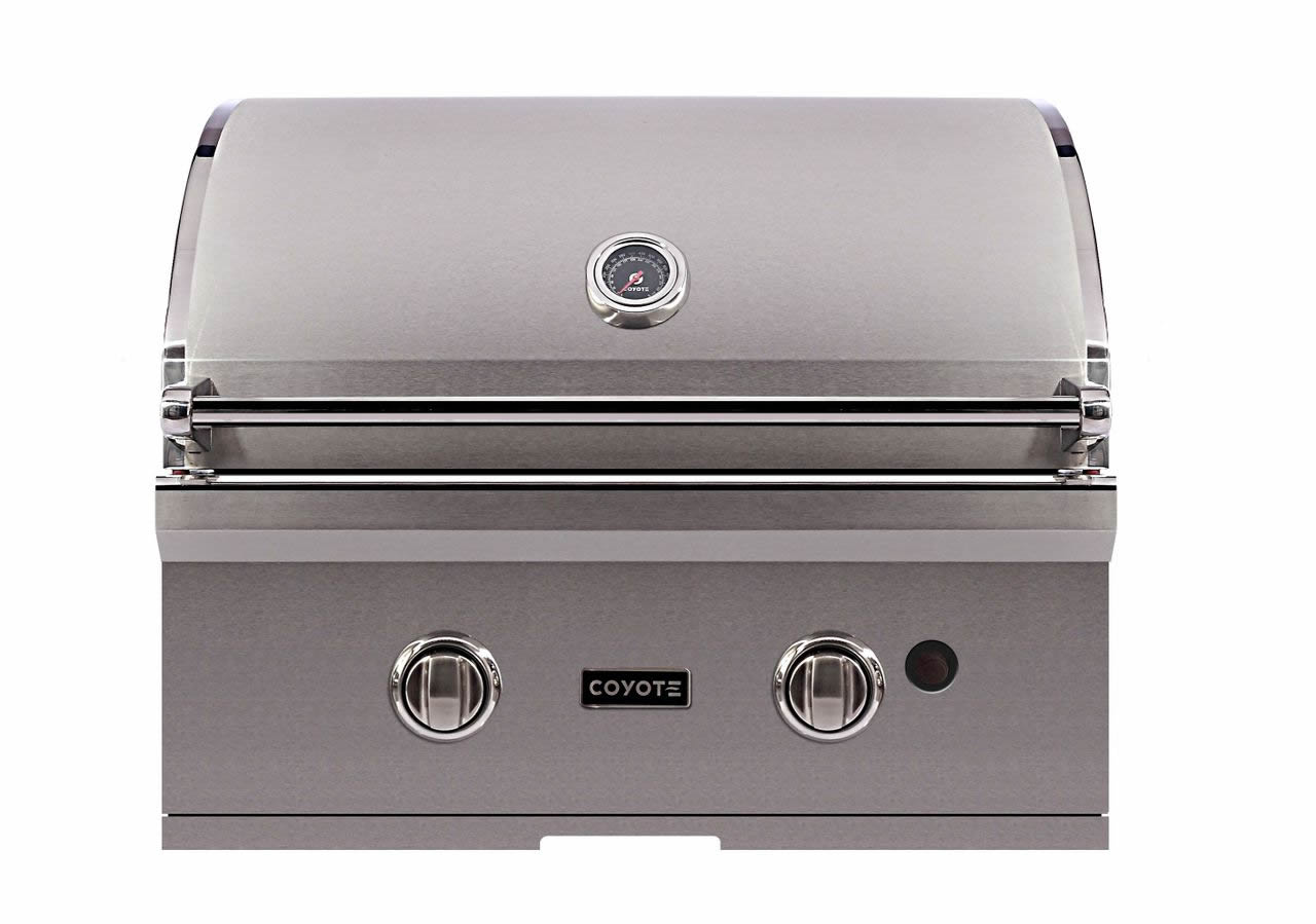 Coyote 28 C Series Barbecue Grill Las Vegas Outdoor Kitchen