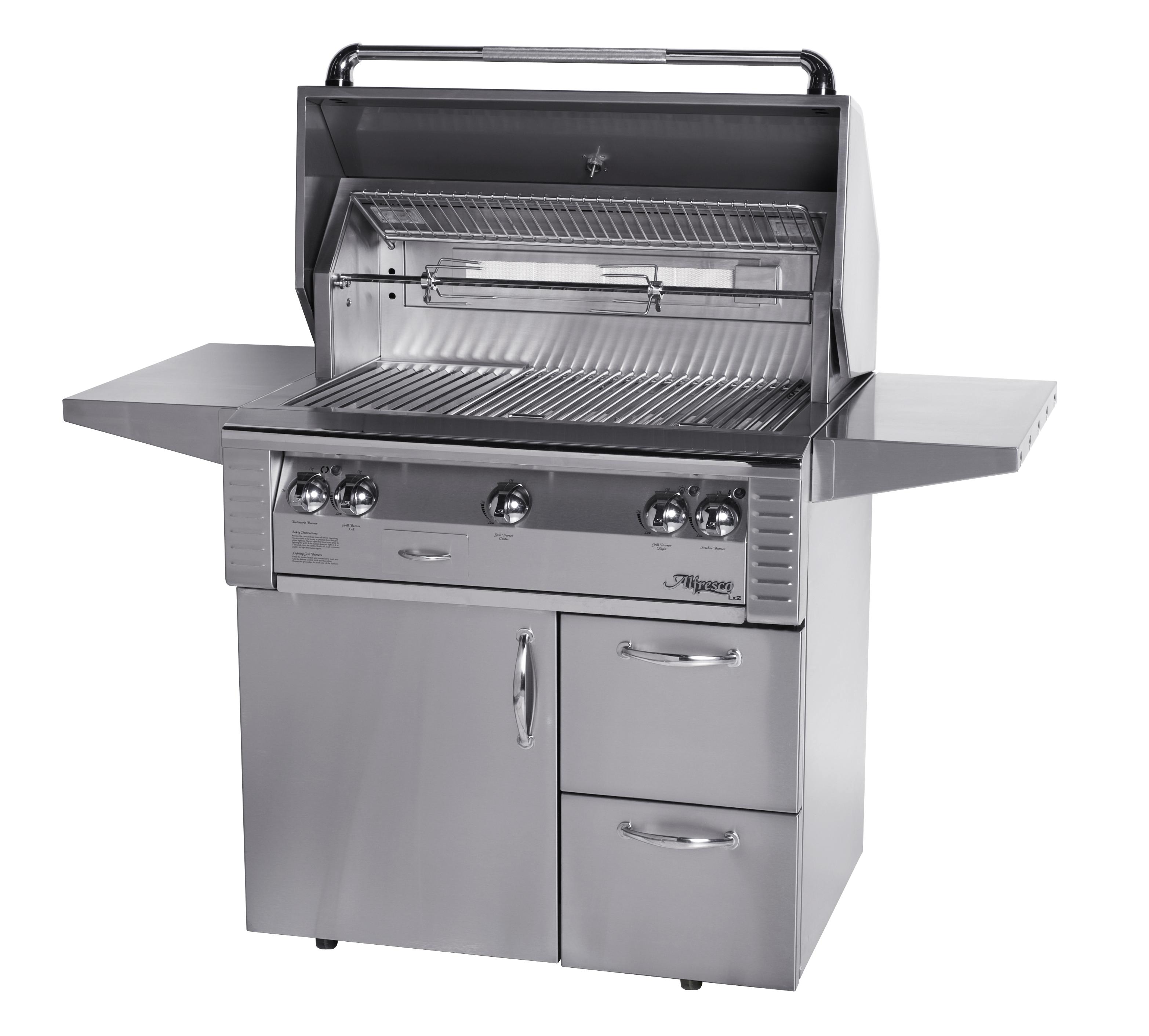 Alfresco Barbecue Grills & Accessories - Las Vegas Outdoor ...