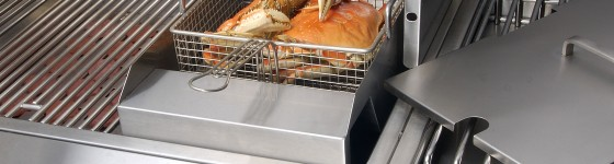 Alfresco Steamer / Fryer / Pasta