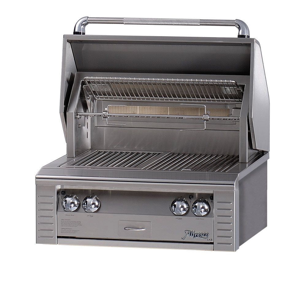 Alfresco 30 alx2 barbecue grill las vegas outdoor kitchen for Outdoor kitchen barbecue grills