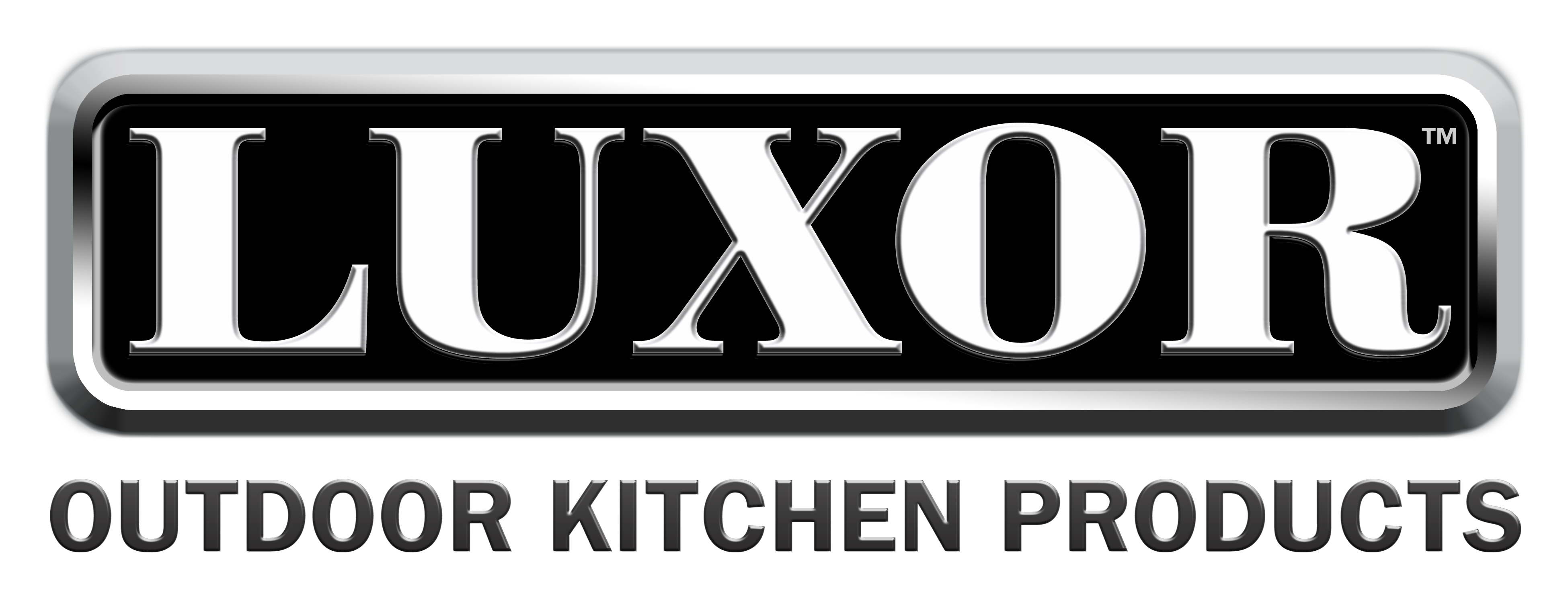 Luxor Logo Larg Las Vegas Outdoor Kitchen