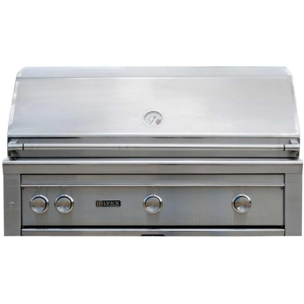 Lynx 42 Inch Professional Grill Las Vegas Outdoor Kitchen