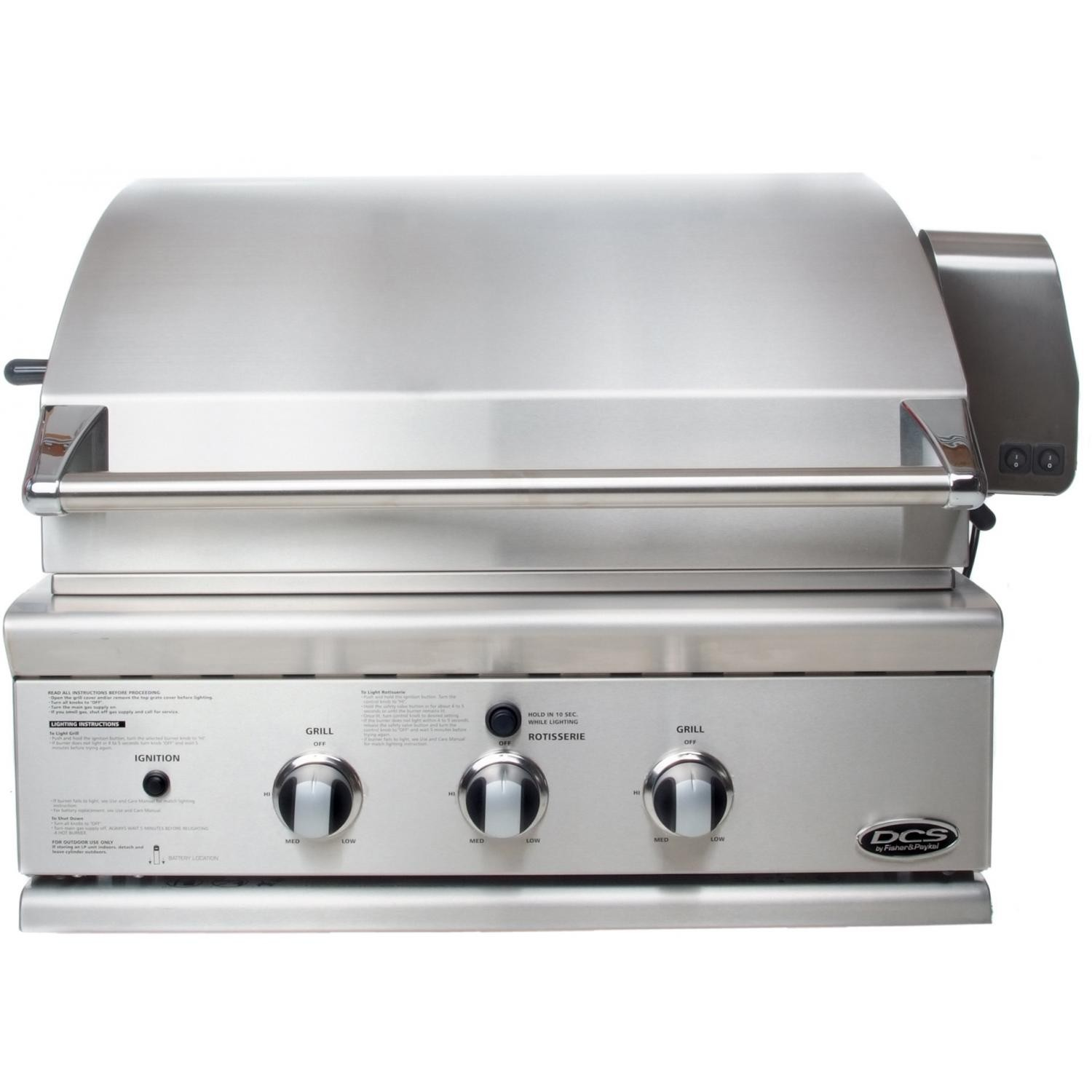 Dcs 30 Inch Gas Barbecue Grill Las Vegas Outdoor Kitchen