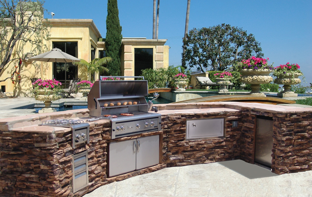Outdoor Kitchens Las Vegas Outdoor Kitchen
