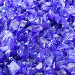 Crystal Purple Fire Glass Sold at Nevada Outdoor Living