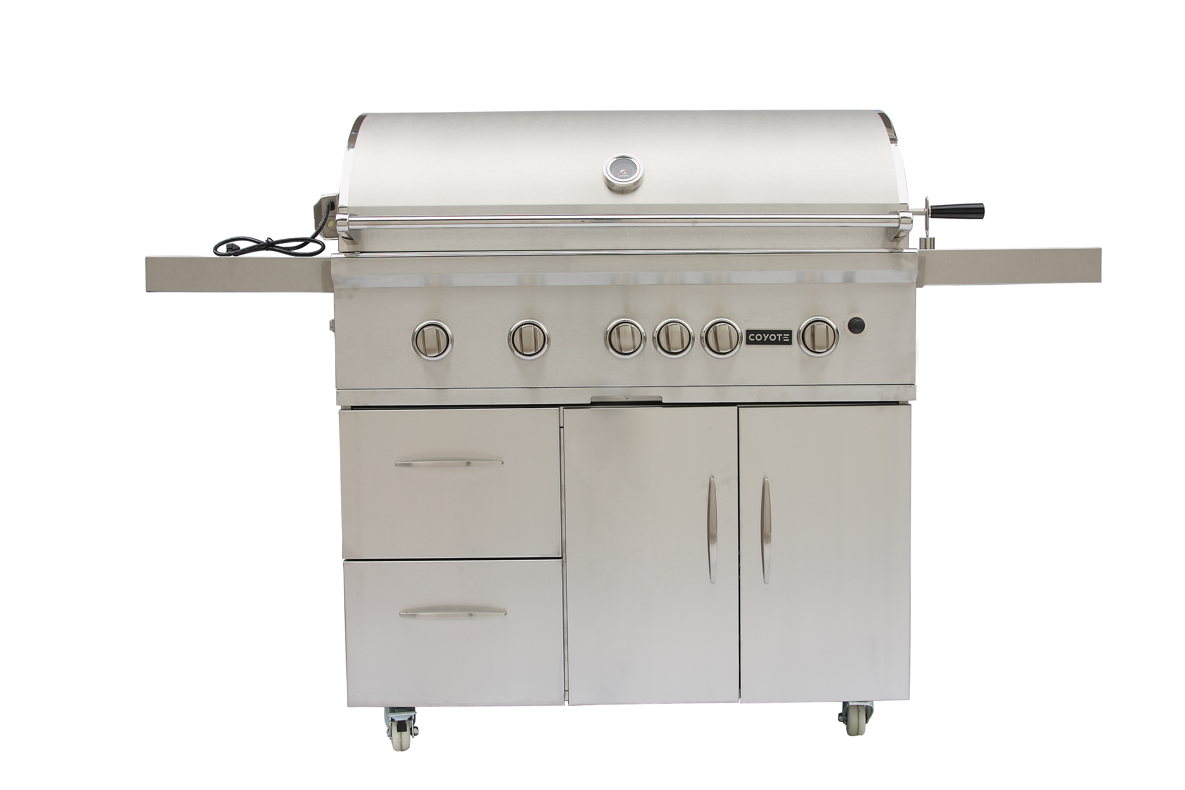 Coyote outdoor living barbecue grills nevada outdoor living for Coyote outdoor grills reviews