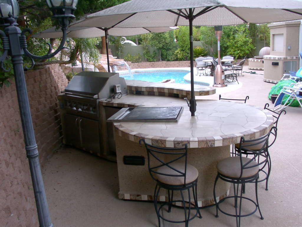 Outdoor Kitchen Social Are - Las Vegas Outdoor Kitchen