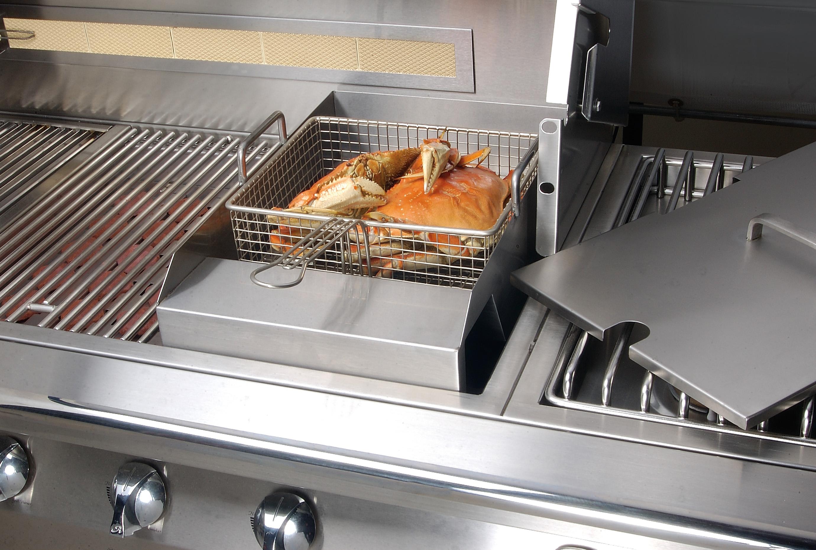 Alfresco Steamer Fryer Pasta